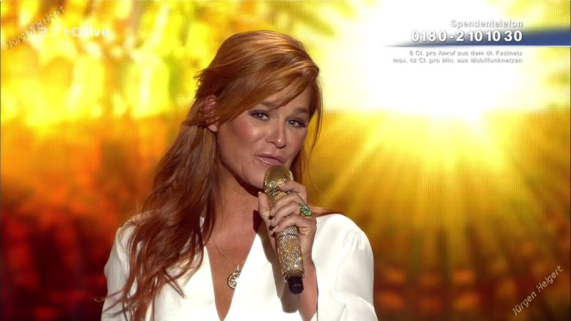 Andrea Berg Ja ich will real Queen is back on her throne you're our very ONE