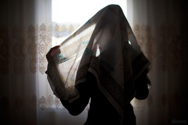 Секс в платках куку бригадир 11 фотография