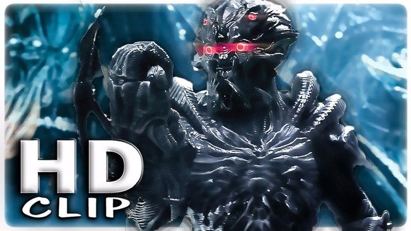 SKYLINE 2 Alien Encounter Scene 2017 Beyond Skyline Sci Fi Action Movie Clip HD