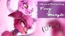 Foxy x Mangle \(^ω^\)(SPEEDPainting) mi SENPAI ! !!