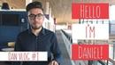Hello, I'm Daniel Davies - Student Vlogger