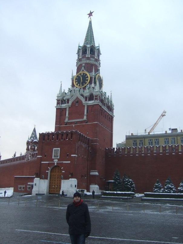 Сергей Новиков | Москва