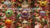 10 Easy DIY Disney Christmas Ornaments!