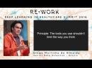 Diogo Moitinho de Almeida, Sr Data Scientist, Enlitic - Deep Learning in Healthcare Summit reworkDL