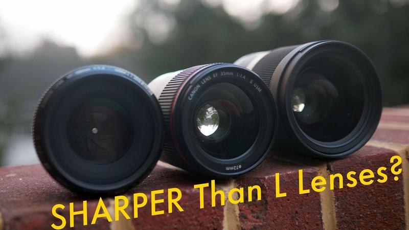 Sigma 40mm f/1.4 ART - SHARPEST Lens I've Tested?!