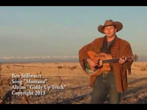 Country Artist Ben Stillwater • Montana