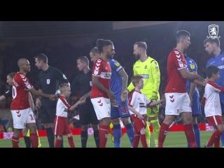 Boro v Bolton Wanderers – Inside Matchday