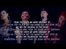Team Death ft. Dark Half - Children Of The Grave (Official Lyrics Video) [HD 720]