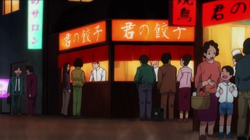 Хулиган и боец сумо Мацутаро 11 серия