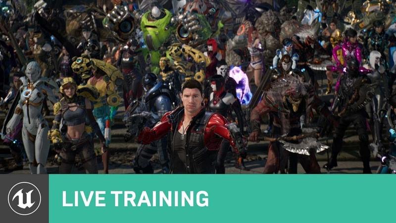 Animation Blueprint Setup Walkthrough | Live Training | Unreal Engine Livestream
