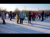 Соревнования по лыжным гонкам. Нефтеюганск. Он-лайн включение