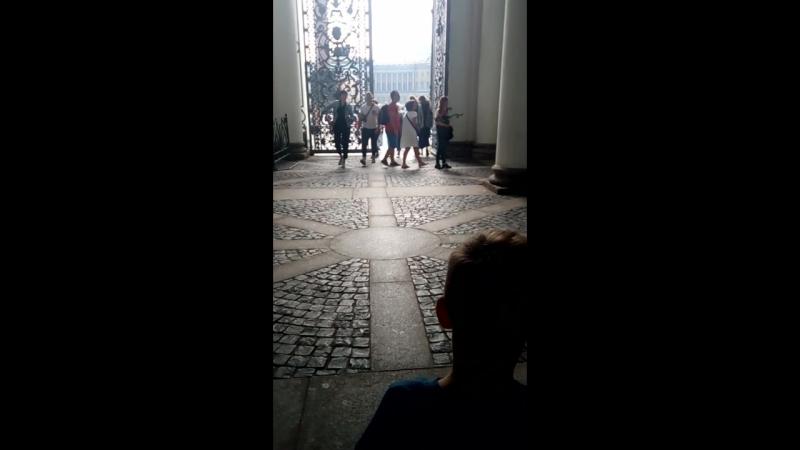 Прогулка по Питеру