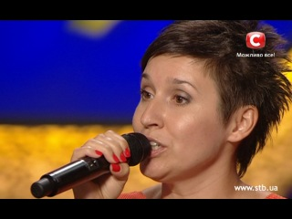 Вияс Оксана - Hallelujah - Леонардо Коэн - Х-Фактор 5 - Кастинг во Львове - 13.09.2014