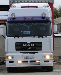 бу вольво грузовик