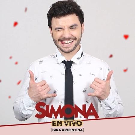 """Simona on Instagram: """"Ya conociste a Dante y toda su picardía 😉❤️ ¡Ahora podés verlo en vivo! SimonaEnVivo 🎀 👉🏻 29/9, 30/9 (y ahora 2/10 ❤️) BUEN..."""