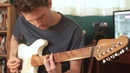 Practicing Chords on a Fretless Guitar