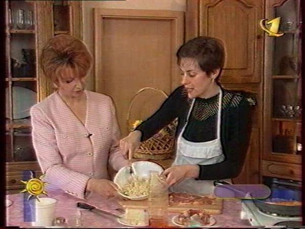 Завтрак с Роксаной (ОРТ, 1999) 134