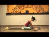 Йога. Вечерняя практика для релаксации, обретения легкости и хорошего самочувтсвия