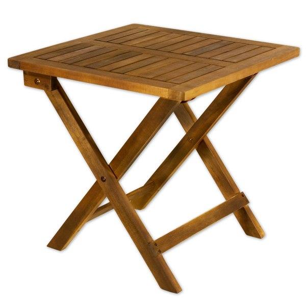 mesa auxiliar plegable de madera para jardn balcn cocina pasillo