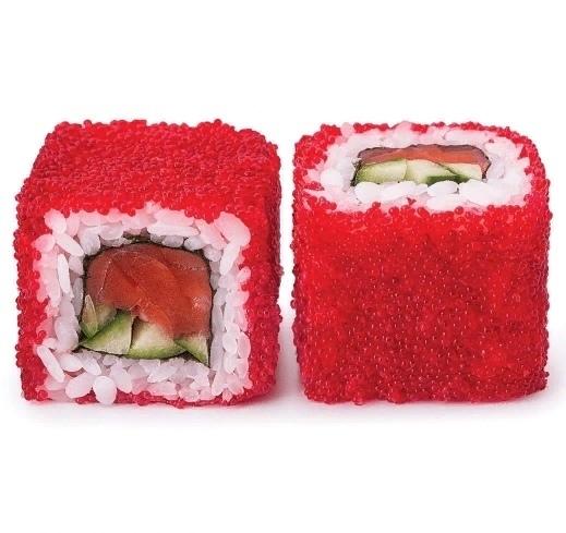 Заказать Калифорния с лососем с доставкой на дом в Серпухове, Суши-бар ТАЙХЕО