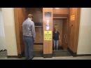 Непрерывно движущийся лифт-патерностер до сих пор работает в Праге (новости).