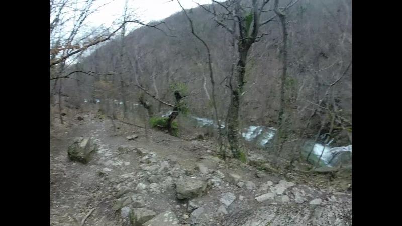 Ущелье Хапхал.
