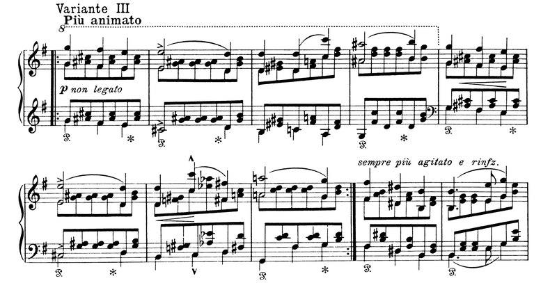 Liszt / Chopin: Six Polish Songs (Tozer)