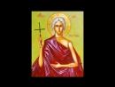 Житие преподобной Марии Египетской.avi