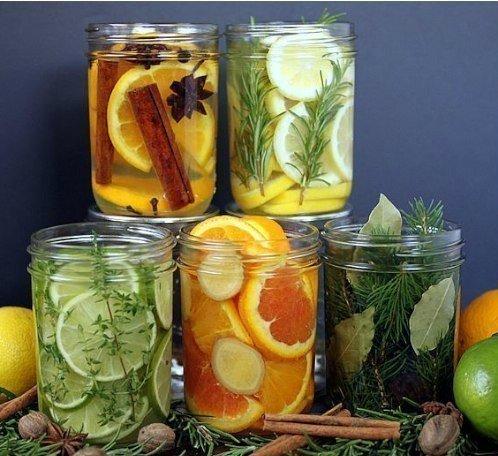 Как сделать натуральные ароматизаторы для дома?… (1 фото) - картинка