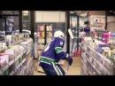 NHLer Alex Burrows' Breakaway in Aisle 3