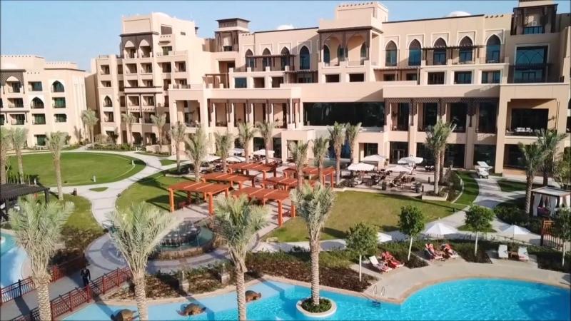 Новый отель в ОАЭ Saadiyat Rotana Resort (Абу-Даби)