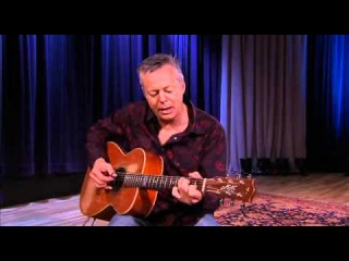 Tommy Emmanuel - Luttrell (guitar lesson)