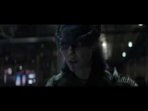 Avengers: Infinity War - Scarlet Witch Vision vs The Black Order [1080p]