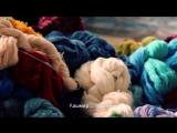 The Making Of Pashmina Shawls In Kashmir / Изготовление Пашминовских шалей в Кашмире