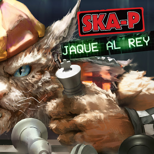 Ska-P альбом Jaque al Rey
