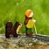 Деревянные игрушки. Мастерская семьи Михеевых.