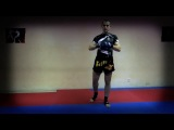Как научиться драться. Нырок с ударом-How to learn to fight. Pochard with a blow
