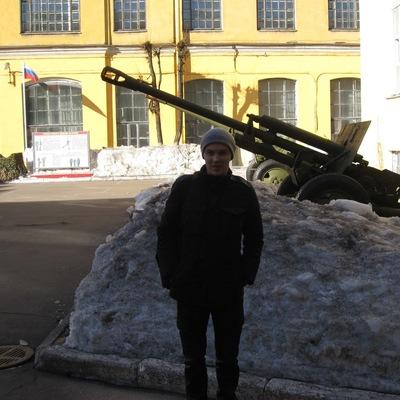 Сергей Бородин, 25 февраля 1990, Санкт-Петербург, id226406307