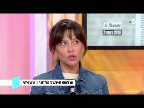 Sophie Marceau Pierre Richard acteurs cultes 03 03 2018