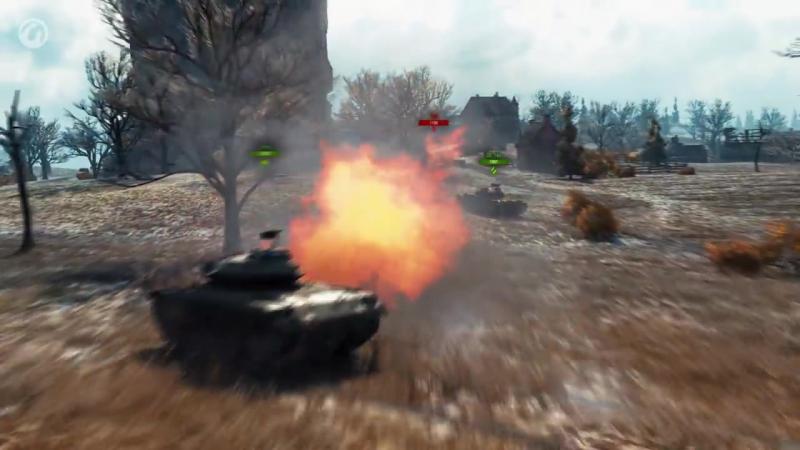 Моменты из World of Tanks. ВБР_ No Comments №63 [WoT]