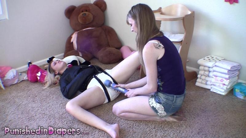 Diaper Bondage Punishment