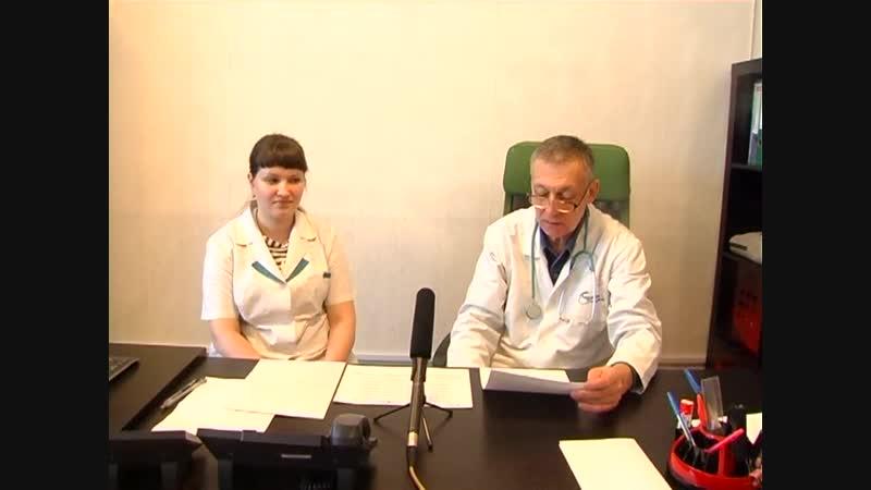 Главный врач Краснотурьинской городской больницы Пелымского отделения о профилактике Вич-инфекции, и прохождении диспансеризации
