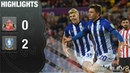 Sunderland 0 Sheffield Wednesday 2 | Extended highlights | Carabao Cup | 2018/19