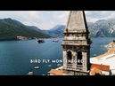 BIRD FLY MONTENEGRO :: Awesome video from drone - Uliyanoff Films