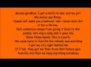 Can't Hold Us Lyrics- Macklemore and Ryan Lewis