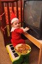 Отец шестерых детей Алан Лоуренс решил вывести семейные рождественские традиции на новый у…