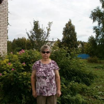 Нина Ерофеева, 19 ноября , Локня, id182369541