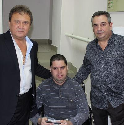 Сергей Данилевский, 11 июня 1979, Сургут, id187727201