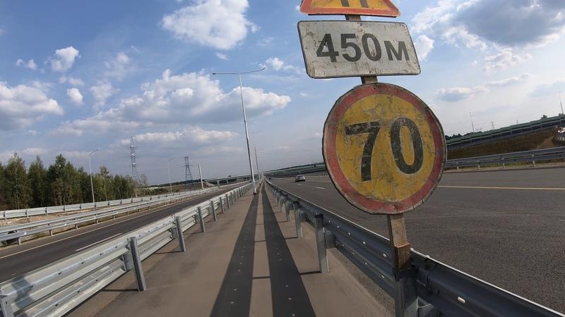 Пользуется ли спросом объездная дорога М11 в объезд Солнечногорска и Клина? Ответ в этом видео.
