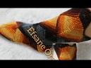 Bir ilmek Bir Emek örgü patik çorap modeli yapılışı sesli anlatım